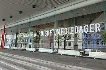 Anders Nyland er kritisk til Nordiske Mediedager. Bommer med kritikken, svarer Årsæther