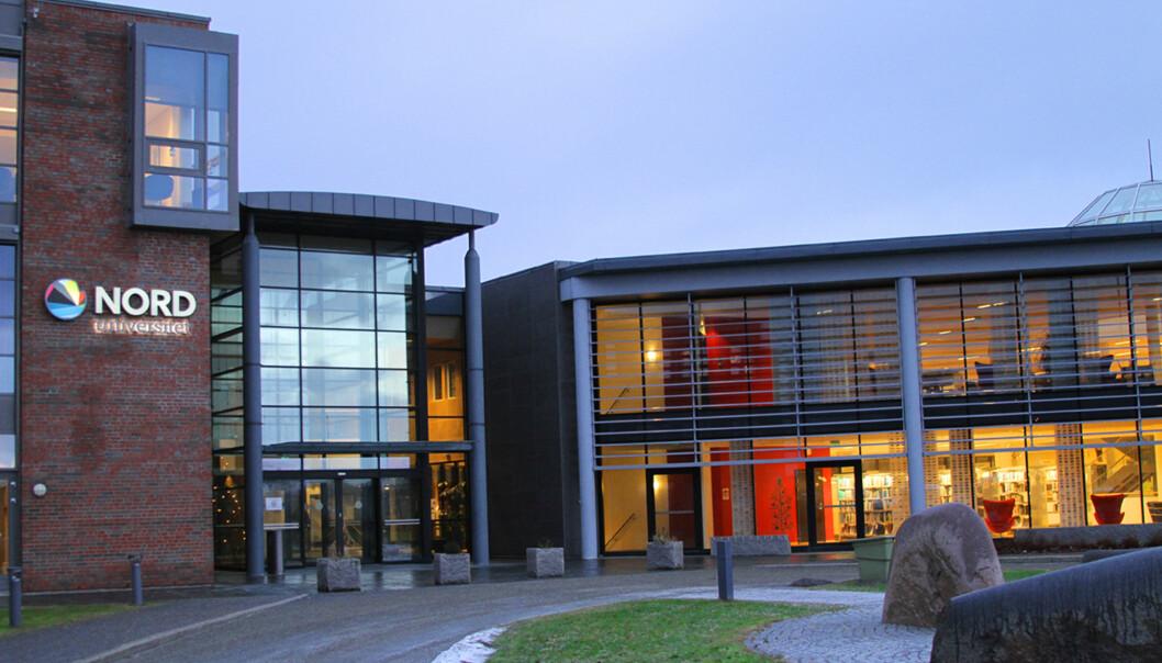 Journalistikkutdanningen i Bodø legges nå ned etter nesten 30 års drift, skriver Bodø Nu. Foto: Nord Universitet