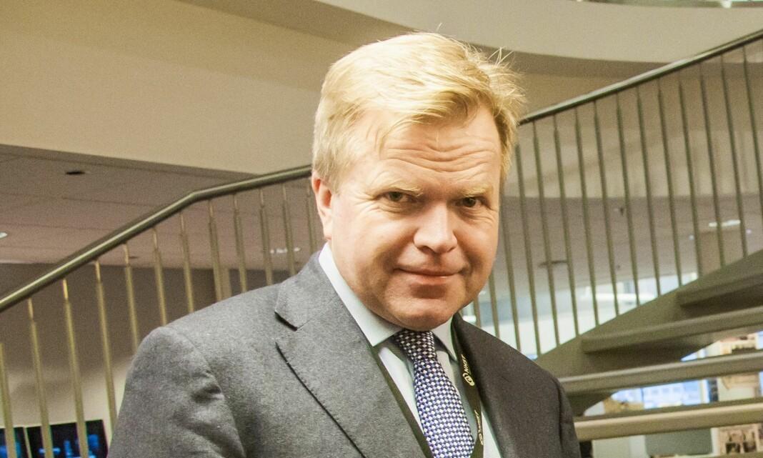 Gunnar Bjørkavåg slutter i NHST – får 18 måneders etterlønn