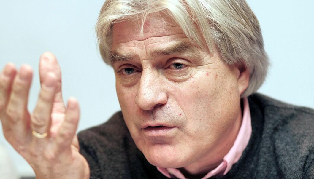 Gunnar Bodahl-Johansen. Foto: Birgit Dannenberg