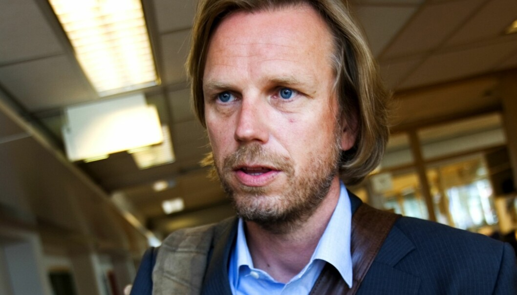 Kyrre Nakkim har fått ny jobb som redaktør for avdelingen Nyhetsprogram.