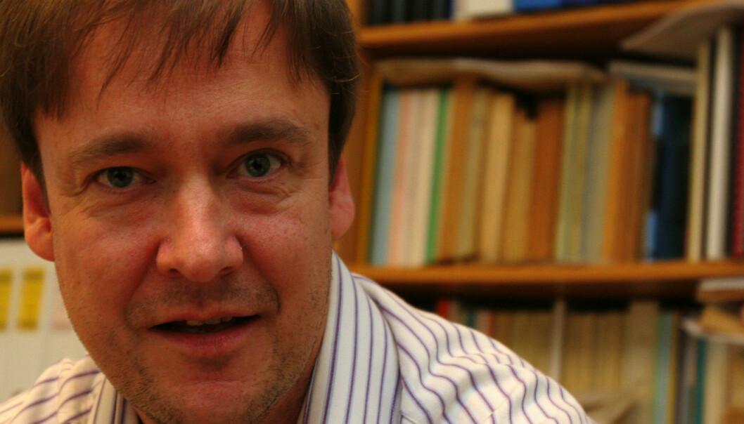 Advokat John Christian Elden forsvarer Ubaydullah Hussain i Oslo Tingrett