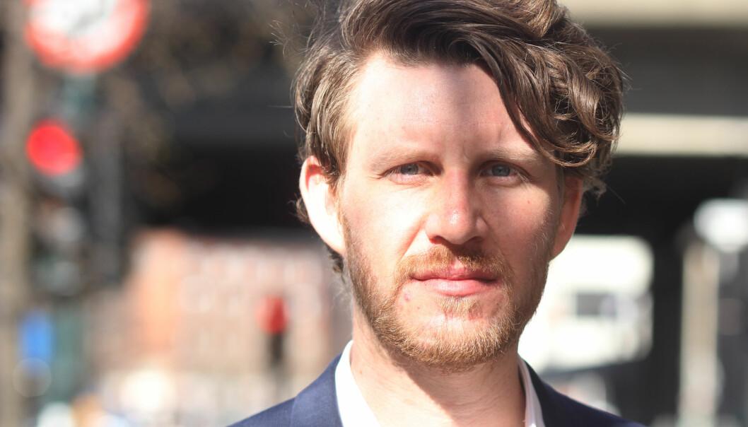Norsk Journalistlag må stå mer opp for nynorskjournalistene, mener Jens Kihl. Foto: Martin Huseby Jensen