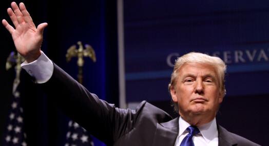 Trumps Twitter-hån mot journalister utløser kritikk