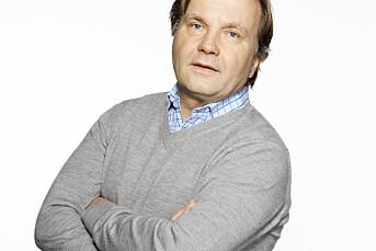 Ib Thomsen blir forundret om VGTV ikke søker om å bli kommersiell allmennkringkaster