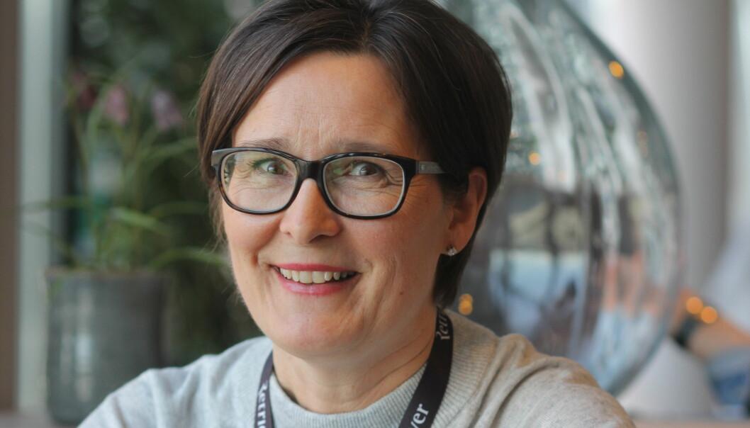 Britt Sofie Hestvik er ansvarlig redaktør i Kommunal Rapport. Arkivfoto: Martin Huseby Jensen