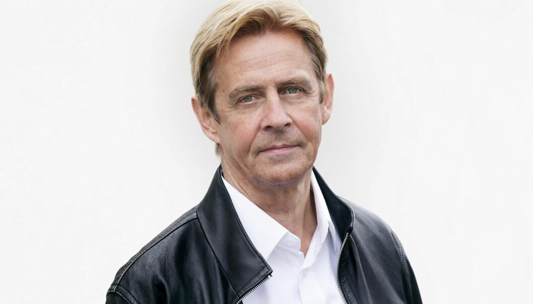 NRKs Anders Magnus. Foto: Julia Marie Naglestad/NRK