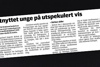 PFU: Haugesunds Avis holdt seg innenfor god presseskikk i omtale av SOS Rasisme-dom