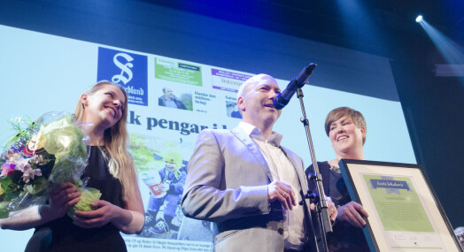 Sunnhordland kåret til Årets lokalavis