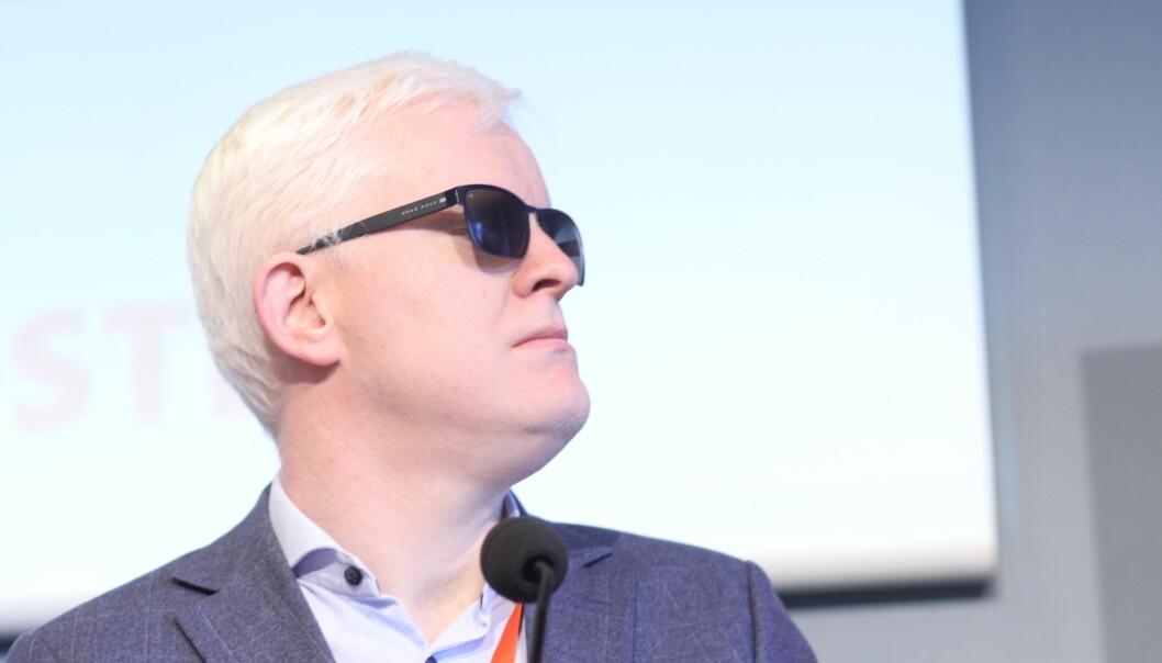 Dag Idar Tryggestad har tilbakelagt andre uke som nestleder.