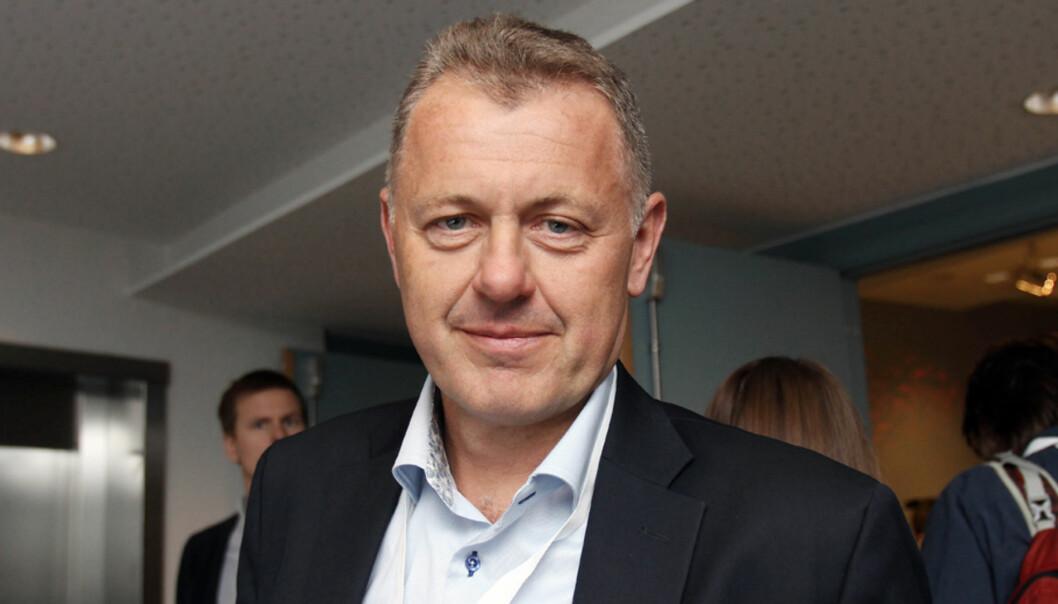 Gunnar Stavrum har tro på abonnementsinntekter til NA+, men Nettavisen vil han ikke endre på. Arkivfoto: Birgit Dannenberg