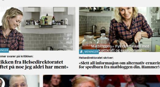 Helsedirektoratet kritisk til Aftenposten-intervju