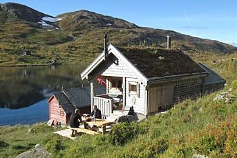 For å feire sine første 150 år gir Bergens Tidende bort ei hytte