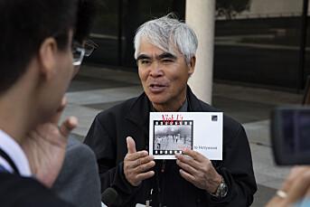 Den prisvinnende fotografen bak «Napalmjenta» pensjoneres