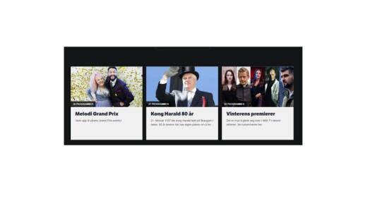 Flere foretrekker Netflix enn NRKs nett-TV