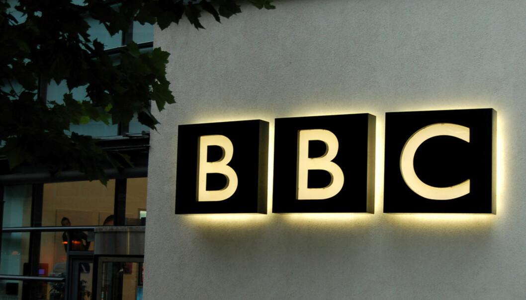 BBC-logo. Foto: Flickr.com/Creative Commons/Tim Loudon