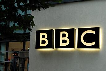 Kvinnelige journalister i BBC krever likelønn øyeblikkelig