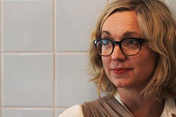 Sarah Sørheim mener alle ikke kan få, slik Medie=mangfolds=utvalget legger opp til