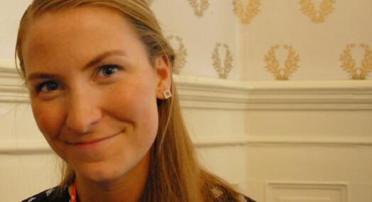 Eirin Larsen vil bli redaksjonssjef for digital utvikling i NRK