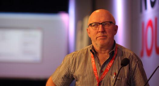 Sven Egil Omdal beklager sløv bildetelling, men står for kritikken mot Listhaugs korsbruk
