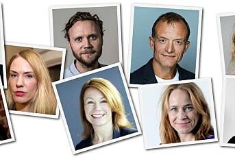 Enten blir Kjersti Sortland, Ole Martin Mortvedt eller Geir Ramnefjell årets redaktør