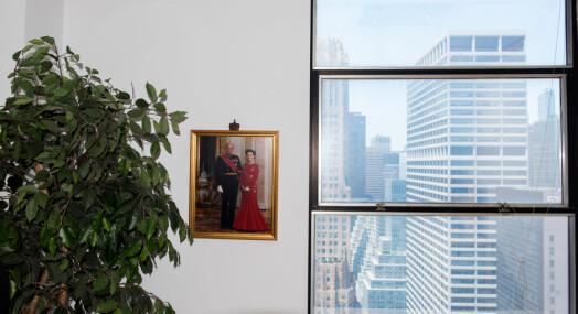 Christian Nørstebø har tatt bilder av kongebilder verden rundt