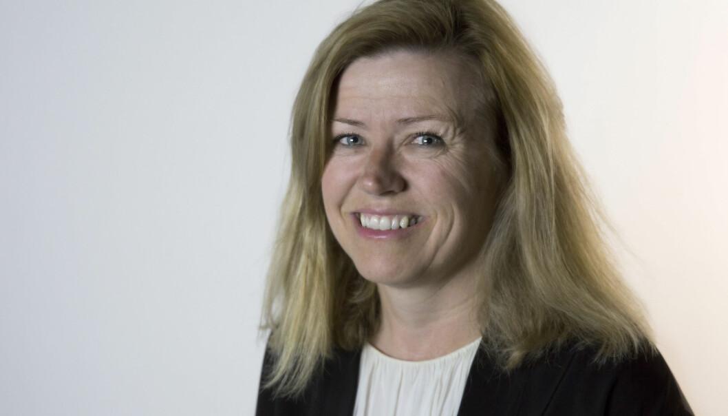 Nyhetsredaktør Tone Tveøy Strøm-Gundersen. Foto: Aftenposten.