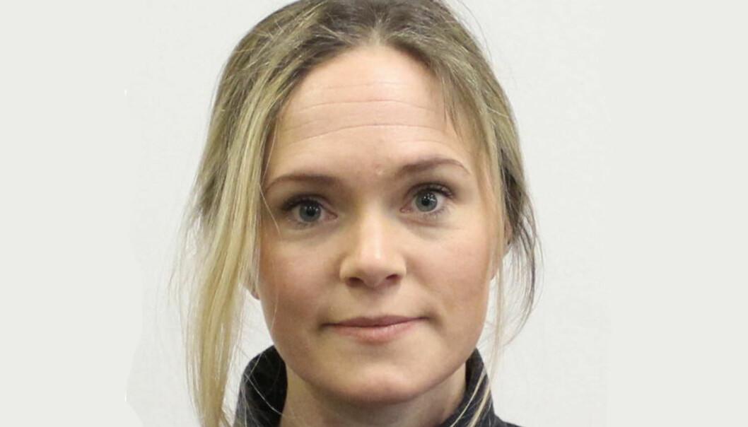 Marte Høiby har forsket på journalister og medias dekning av krig- og konfliktområder.