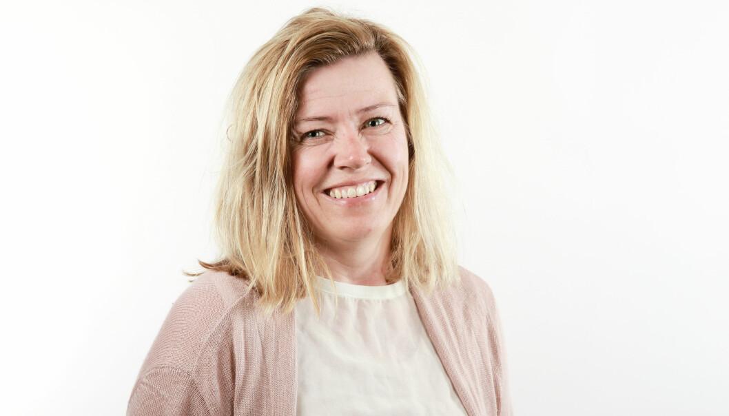 Nyhetsredaktør Tone Tveøy Strøm-Gundersen. Foto: Aftenposten