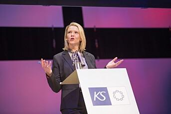 Sylvi Listhaug anklager mediene for å forskjellsbehandle