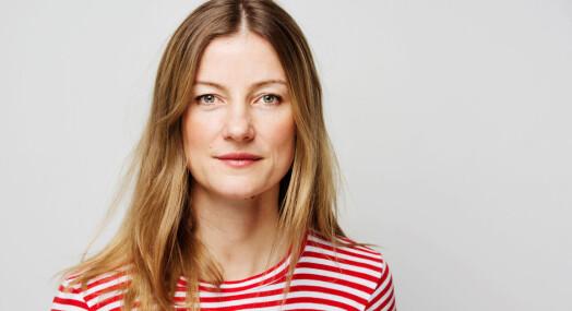 Andrea Gjestvang er ansatt i Journalisten