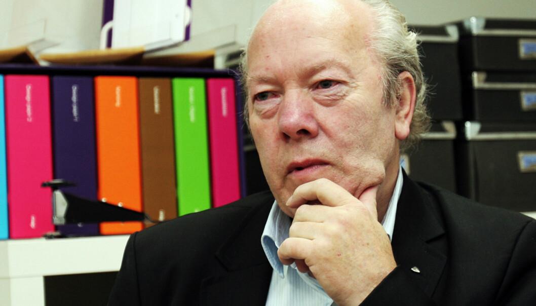 Nils E. Øy er konstituert generalsekretær i Norsk Presseforbund.