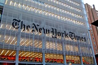 New York Times roser Breivik-dommen