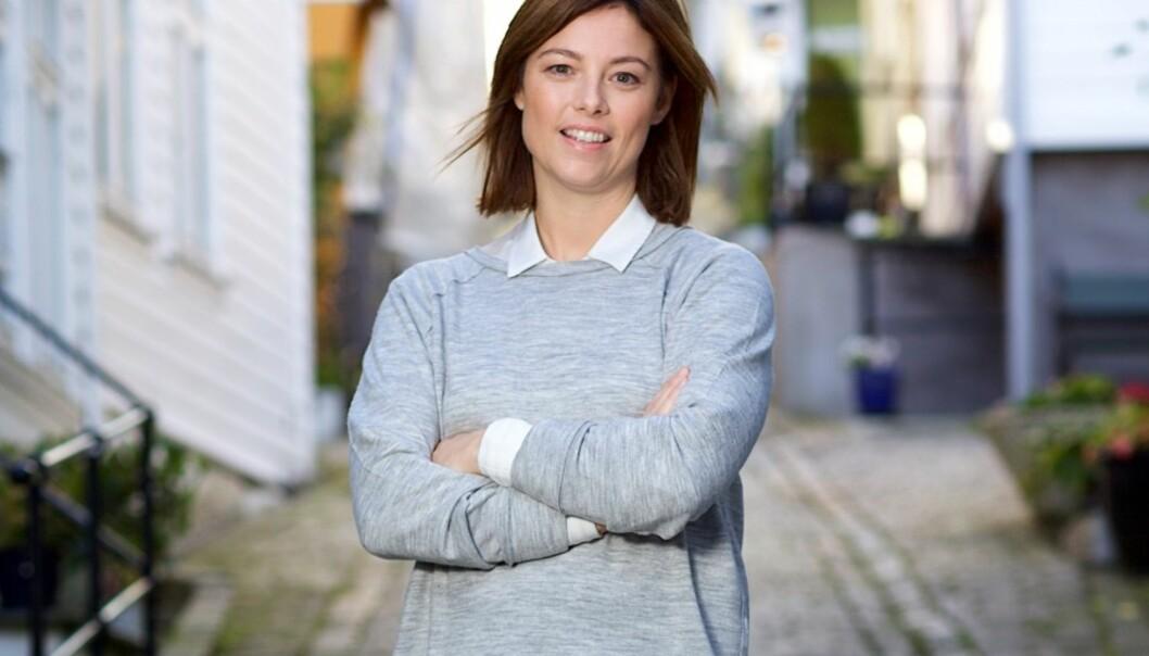 Drøftelsene med de tillitsvalgte starter denne uka, opplyser TV 2-direktør Sarah C. J. Willand. Foto: TV 2