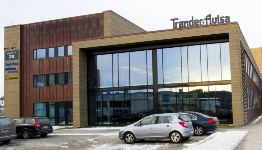 Trønder-Avisas og de andre i TA-konsernet skal samarbeide med Amedia.