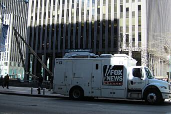 Fox News tar avstand fra svensk