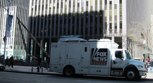 Canada kritiserer Fox News etter Quebec-angrepet