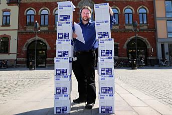 Lovutvalg foreslår straff for arkivsynderne. Det gir skryt fra norsk presse
