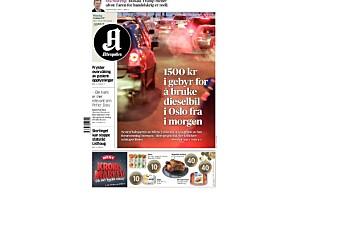 Mediene er hemmelighetsfulle om hvordan de skal dekke diesel-saken i Oslo
