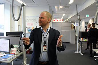 Gard Steiro i VG er smigret over at NRK kopierer VG