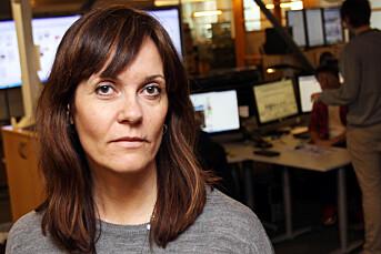 Facebook-gruppe manipulerte tittel og ingress på Drammens Tidende-leder