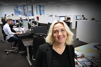 Birgitte Klækken går til redaktørstilling i Fædrelands=vennen