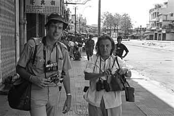 Den legendariske krigs=korrespondenten Clare Hollingworth er død