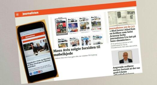 Svanesang for papirutgaven - fullt trykk digitalt