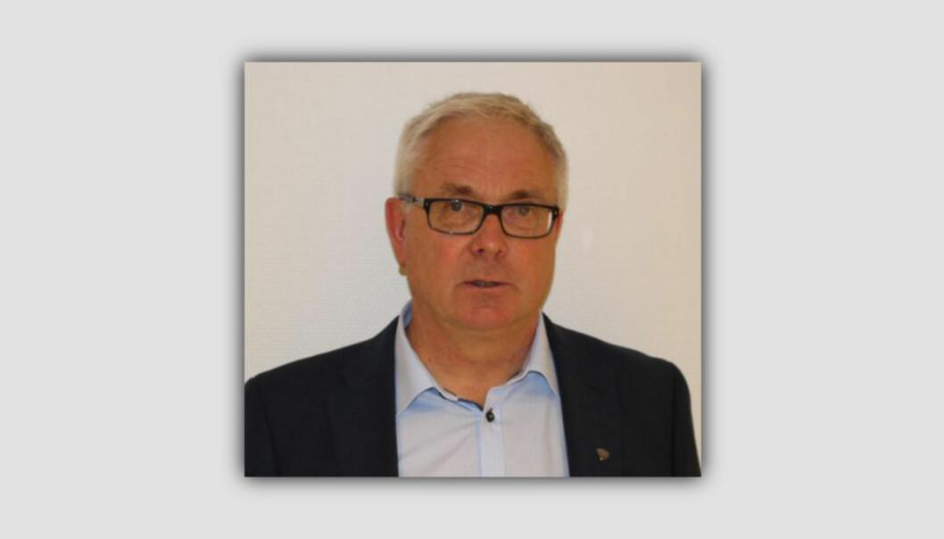 Ordfører Oddvar Myklebust i Sandøy ser at noe kunne vært gjort annerledes da kommunen brøt offentlighetsloven, men fremholder at det var viktigere å orientere kommunestyret enn å gi innsyn i sluttavtale.  Foto: Sandøy Kommune
