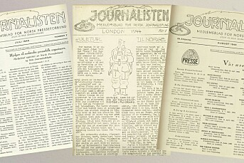 Da fagbladet måtte gå i eksil