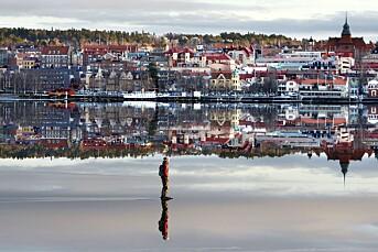 Jan Anderssons bilde går verden over. Han skulle gjerne hatt en krone for hver som trykker liker
