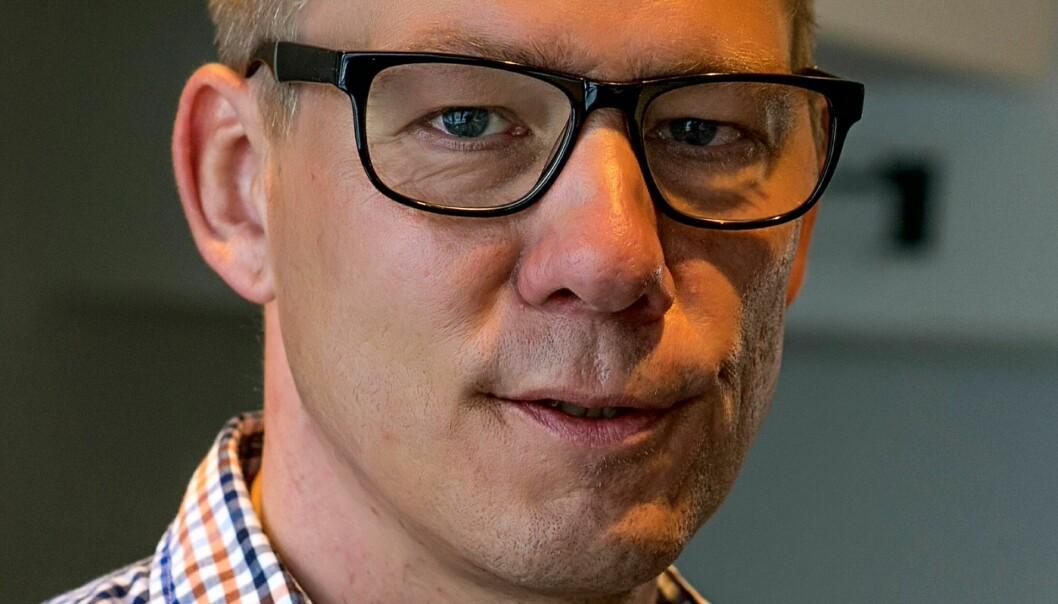 Martin Huseby Jensen 2016. Foto: Helge Øgrim