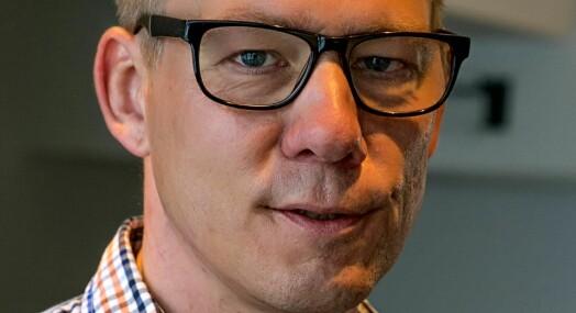 Martin Huseby Jensen er Journalistens nye redaktør