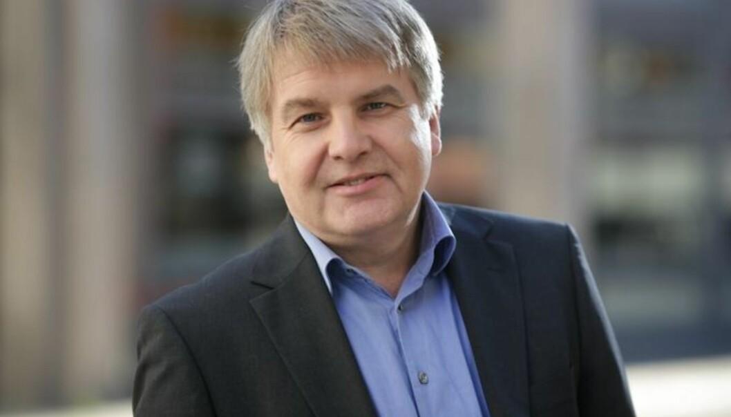 Erik Sønstelie. Foto Amedia